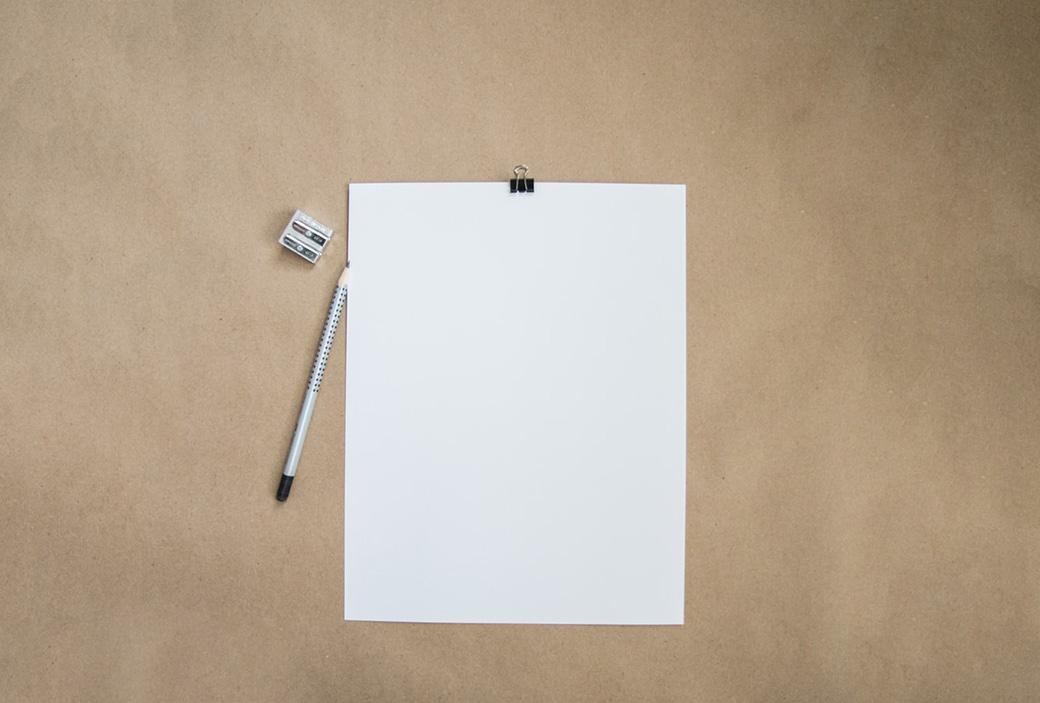 How to make a slant board